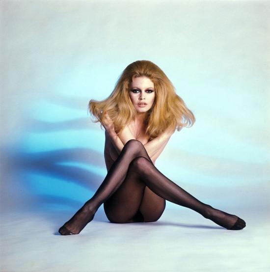 Brigitte Bardot pin up photo